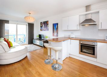 Thumbnail 1 bed flat for sale in Abernethy Square, Maritime Quarter, Swansea