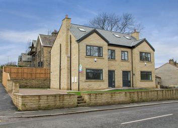 Thumbnail 4 bed semi-detached house for sale in Vale Grove, Queensbury, Bradford