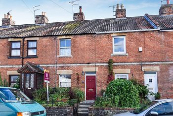 Thumbnail 2 bed terraced house for sale in West Street, Warminster, Wiltshire