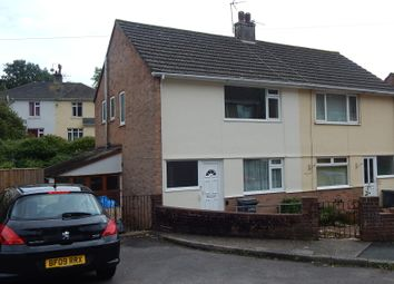 Thumbnail 2 bed semi-detached house to rent in Winstone Avenue, Torquay
