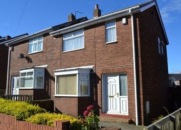 Thumbnail 2 bed semi-detached house to rent in Lyons Lane, Easington Lane, Houghton Le Spring