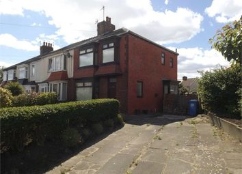 Thumbnail 3 bed end terrace house for sale in Bridge Road, Redcar, North Yorkshire