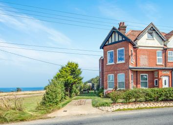 Thumbnail 5 bedroom semi-detached house for sale in Mundesley Road, Trimingham, Norwich