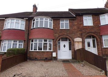 Thumbnail 3 bed terraced house for sale in Babingley Drive, Stadium Estate, Leicester, Leicestershire
