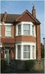 Thumbnail 2 bed flat to rent in Kings Road, Willesden Green