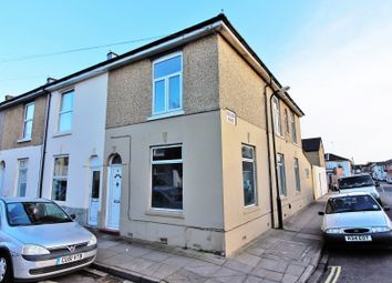 Thumbnail 3 bedroom end terrace house for sale in Binsteed Road, Portsmouth