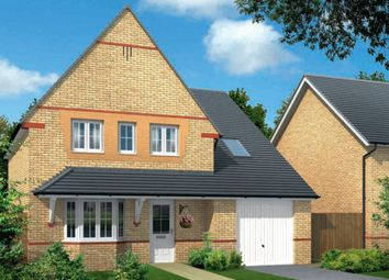 "Thumbnail 4 bedroom detached house for sale in ""Harrogate"" at St. Johns View, St. Athan, Barry"