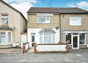 Thumbnail 3 bed semi-detached house for sale in Cheney Manor Road, Rodbourne Cheney, Swindon, Wiltshire