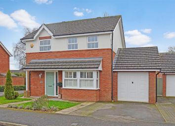Thumbnail 3 bed detached house for sale in Lodge Close, Bicester