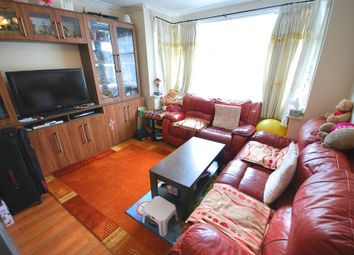 Thumbnail 3 bed terraced house to rent in Woodside Avenue, Wembley, Middlesex