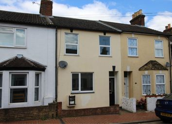 Thumbnail 2 bed terraced house for sale in Wolseley Road, Aldershot