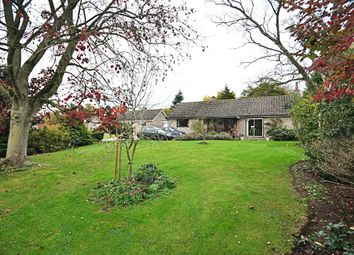 Thumbnail 3 bed detached bungalow for sale in Church Close, Hoxne, Eye