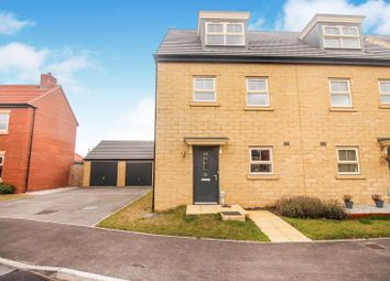 4 bed semi-detached house for sale in Frances Brady Way, Hull, East Yorkshire HU9
