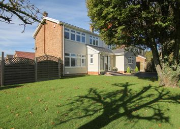 Thumbnail 4 bed detached house for sale in Nine Ashes Road, Blackmore, Ingatestone