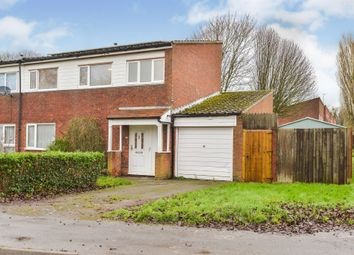Freeman Close, Greenleys, Milton Keynes MK12. 3 bed semi-detached house for sale