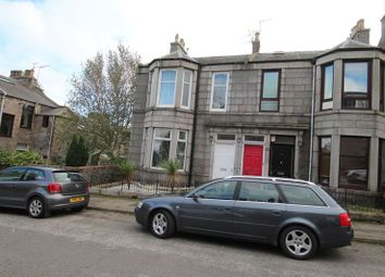 Thumbnail 4 bed flat for sale in 52, Upper Flat Erskine Street, Aberdeen AB243Nq