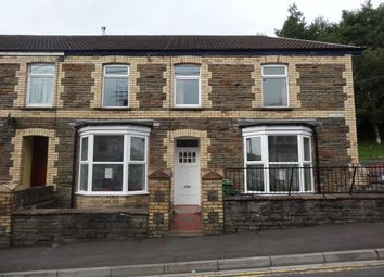 Thumbnail 5 bed end terrace house to rent in King Street, Treforest, Pontypridd
