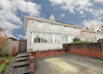 Thumbnail 3 bed semi-detached house for sale in Tenby Road, St Budeaux