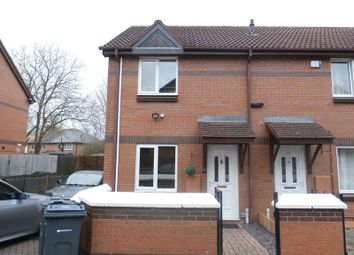 Thumbnail 2 bed end terrace house for sale in Collycroft Place, Acocks Green, Birmingham