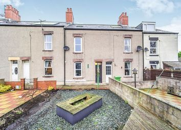 Thumbnail 3 bed terraced house for sale in Quarry Street, Fletchertown, Wigton