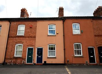 Thumbnail 2 bedroom terraced house for sale in Chapel Street, Knutton, Newcastle