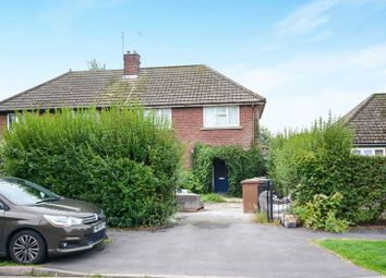 Thumbnail 3 bed semi-detached house for sale in Queensway, Skellingthorpe, Lincoln