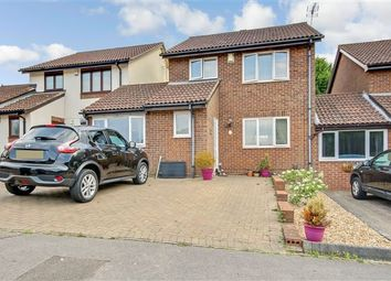 Thumbnail 3 bed link-detached house to rent in Hollingbourne Crescent, Crawley