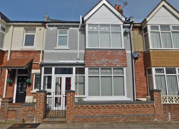 Thumbnail 3 bed terraced house for sale in Inhurst Road, Portsmouth