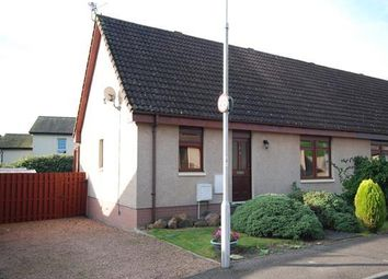 Thumbnail 3 bedroom semi-detached house to rent in The Croft, Leuchars, Fife