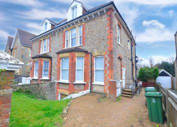 Thumbnail 2 bedroom flat for sale in Holmesdale Road, Sevenoaks, Kent