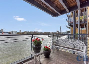 Thumbnail 2 bedroom flat for sale in Capital Wharf, 50 Wapping High Street, London