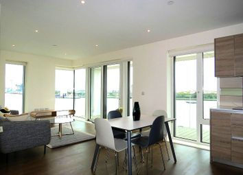 Thumbnail 2 bed flat to rent in Duke Of Wellington Avenue, Royal Woolwich Arsenal
