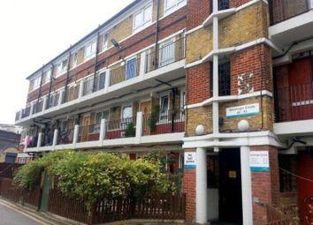 Thumbnail 2 bed flat to rent in Neckinger Estate, London