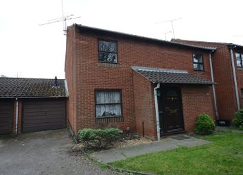 Thumbnail 2 bedroom end terrace house to rent in Chilcombe Way, Lower Earley, Reading