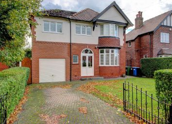 Thumbnail 4 bed detached house for sale in Midland Road, Bramhall, Stockport