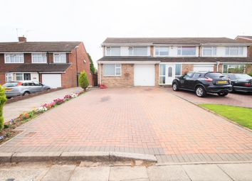 Thumbnail 3 bed end terrace house for sale in Alpine Rise, Coventry