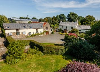 Thumbnail 4 bed country house for sale in Northlew, Okehampton