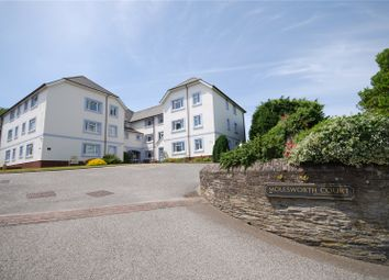Thumbnail 2 bed flat for sale in Molesworth Court, Wadebridge