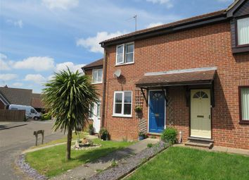 Thumbnail 2 bed terraced house for sale in De Vere Close, Framlingham, Woodbridge