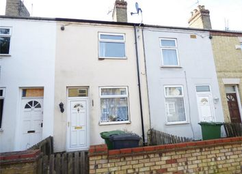 Thumbnail 2 bedroom terraced house for sale in Monument Street, Peterborough, Cambridgeshire