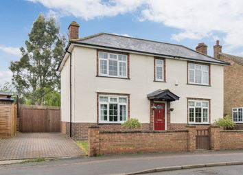 Thumbnail 4 bed detached house for sale in High Street, Sutton, Ely