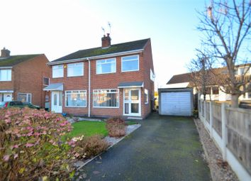 Thumbnail 3 bed semi-detached house for sale in Maylands Avenue, Breaston, Derby