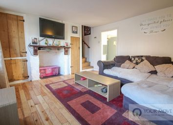 Thumbnail 2 bed terraced house for sale in Grove Road, Beccles