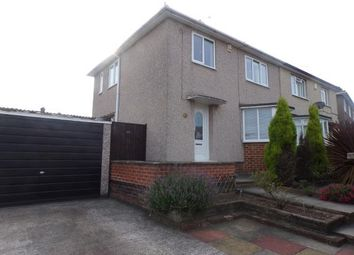 Thumbnail 3 bedroom semi-detached house for sale in Perth Street, Derby, Derbyshire