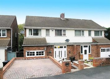 Thumbnail 3 bedroom semi-detached house for sale in Mount Close, Dudley