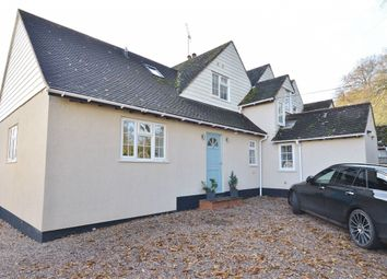 4 bed semi-detached house for sale in Knowle, Budleigh Salterton, Devon EX9