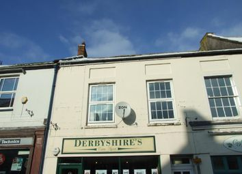 Thumbnail 1 bed flat to rent in High Street, Chard