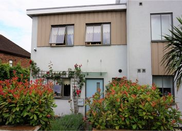 Thumbnail 3 bedroom end terrace house for sale in Old Shoreham Road, Brighton