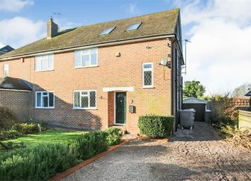 Thumbnail 4 bed semi-detached house for sale in Halsford Park Road, East Grinstead, West Sussex