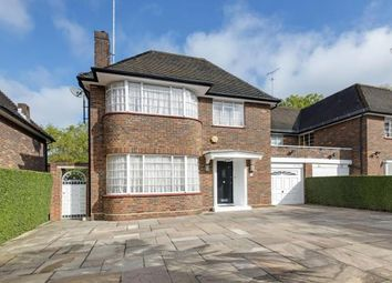 Thumbnail 5 bed semi-detached house for sale in Carlyle Close, Hampstead Garden Suburb, London